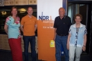 Besuch der NDR - Plattenkiste